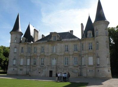 pichon_baron_chateau